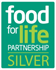 Food for Life Partnership Silver Award